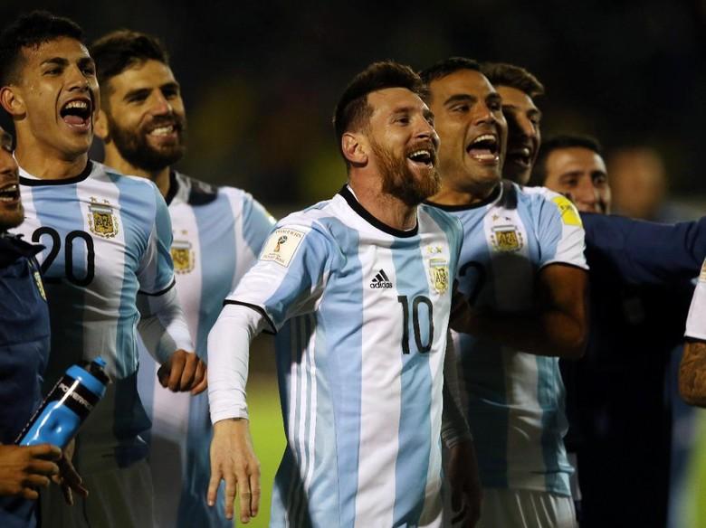 Kalau Messi On Fire, Argentina Bisa Menang Piala Dunia