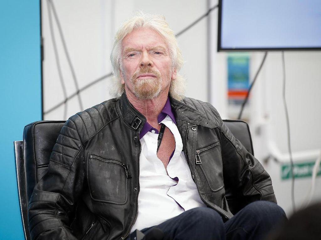 Tur Wisata Antariksa Richard Branson Bakal Temui Jalan Buntu