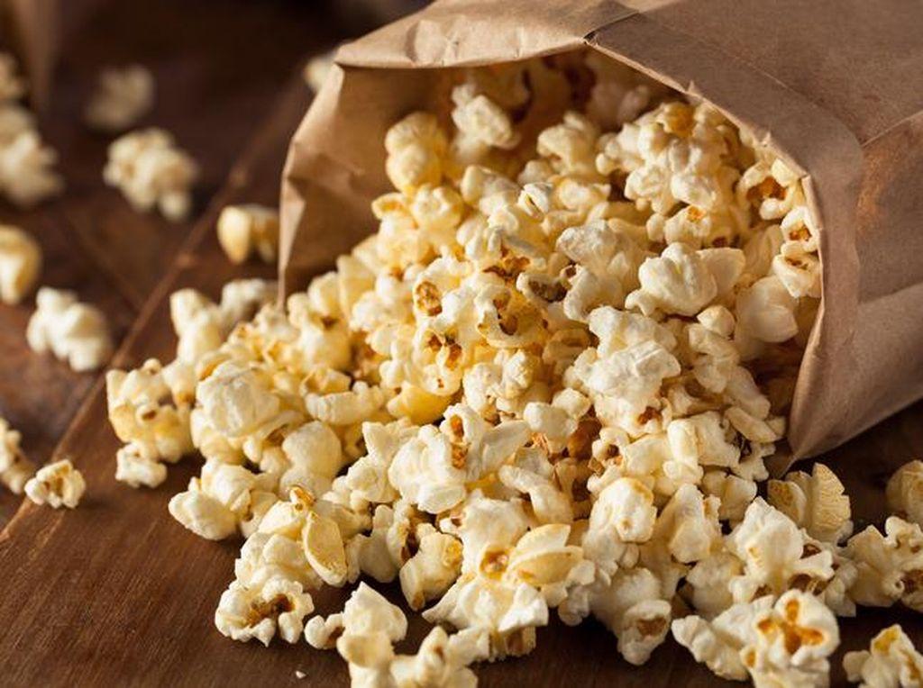 Ini Nih 9 Cara Unik Meracik Popcorn dengan Cookies hingga Smores