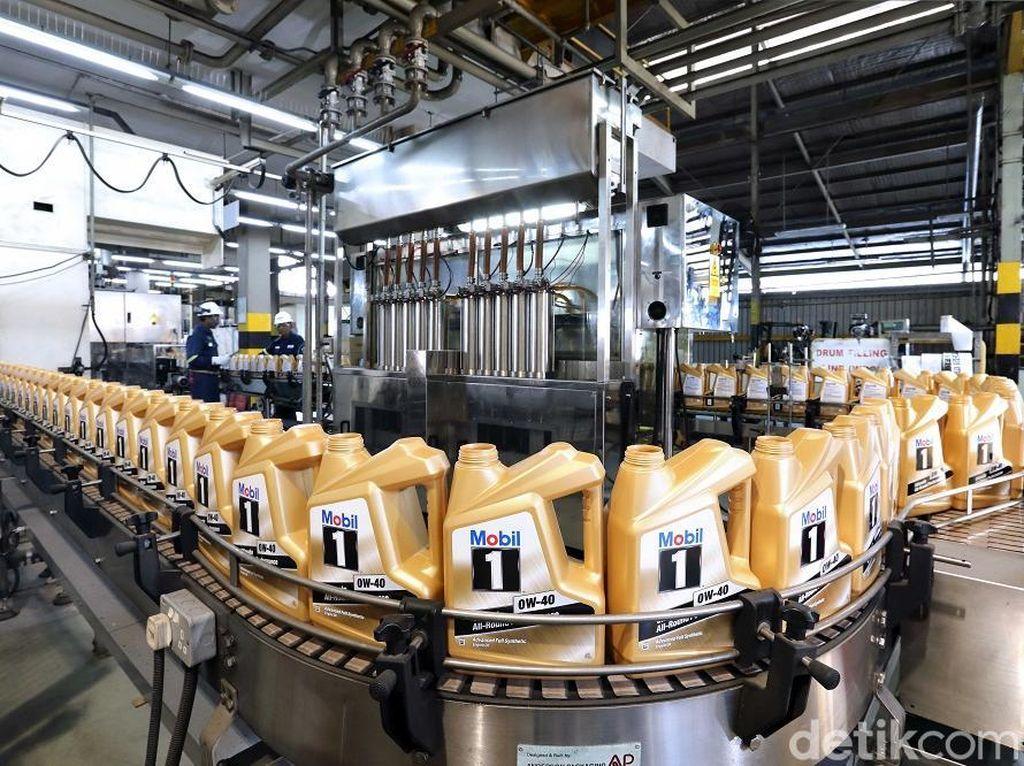 Perlahan Tapi Pasti Pabrik Pelumas di Singapura Ini Hijrah ke Cilegon