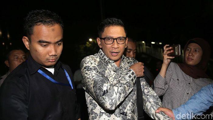 Iwan Budianto yang pernah menjadi petinggi di sejumlah klub Liga Indonesia menjadi waketum PSSI. (Agung Pambudhy/detikSport)
