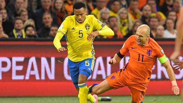 Cuma Menang 2-0 atas Swedia, Belanda Gagal Lolos ke Piala Dunia