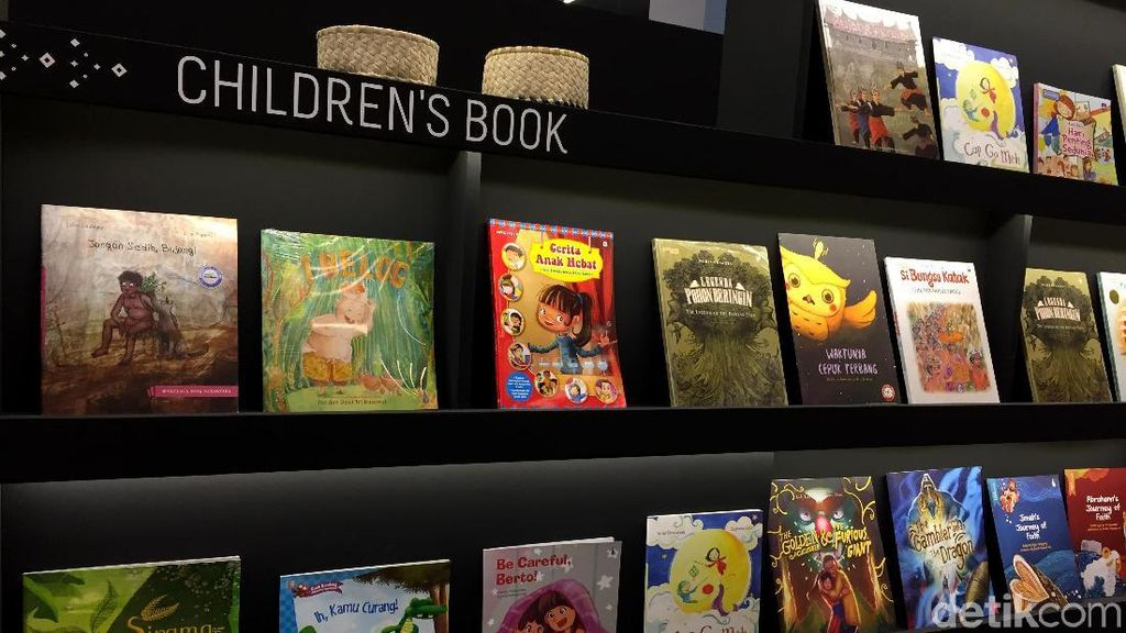 300 Buku Indonesia di Frankfurt Book Fair 2017
