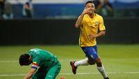 Brasil Musnahkan Harapan Chile