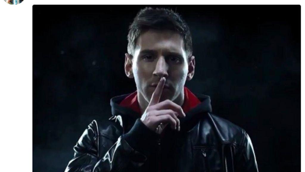 Kesaktian Messi Sang Messiah