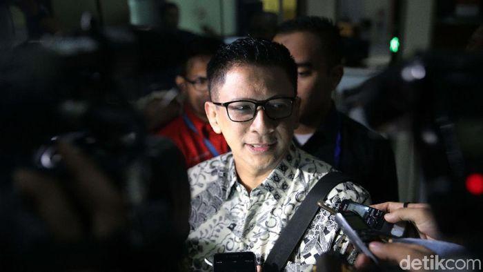 Wakil Ketua Umum PSSI, Iwan Budianto (Agung Pambudhy/detikSport)