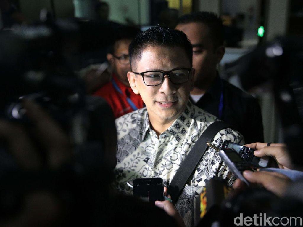 Kepala Staf Ketum PSSI, Iwan Budianto Diperiksa KPK