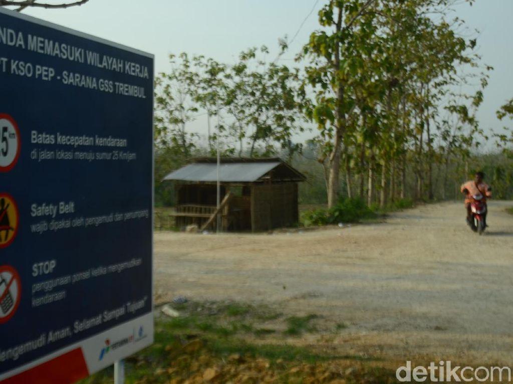 Soal Lokasi Penembakan Personel Brimob, Warga: Tak Perlu Pengamanan