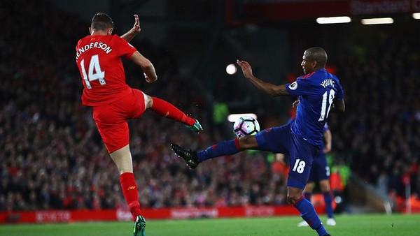 Duel Akhir Pekan Ini Lebih Penting untuk Liverpool daripada MU