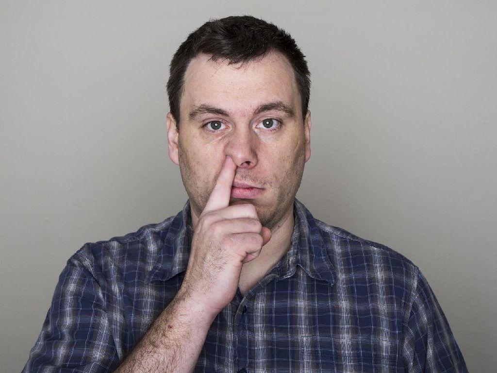 Hidung Penuh Upil Ketika Bangun Tidur, Apa Sebabnya?