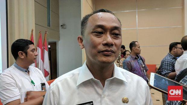 Direktur Jenderal Dukcapil, Zudan Arif Fakrulloh.