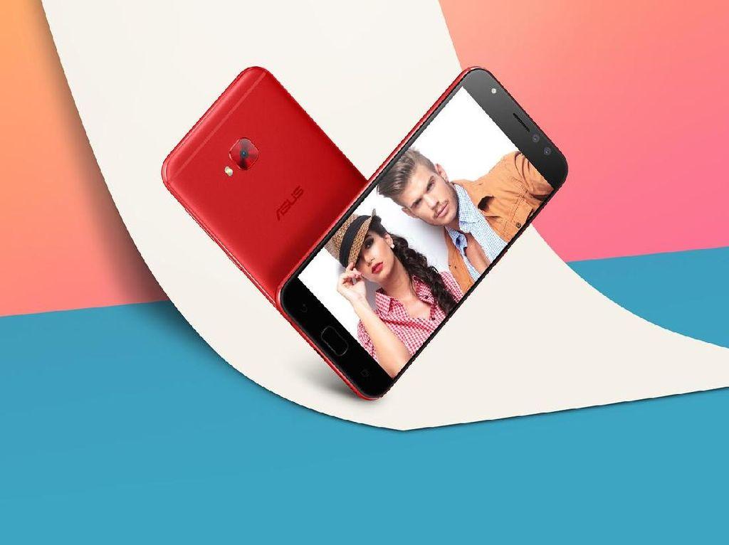 Zenfone 4 Selfie Pro Segera Mendarat di Indonesia