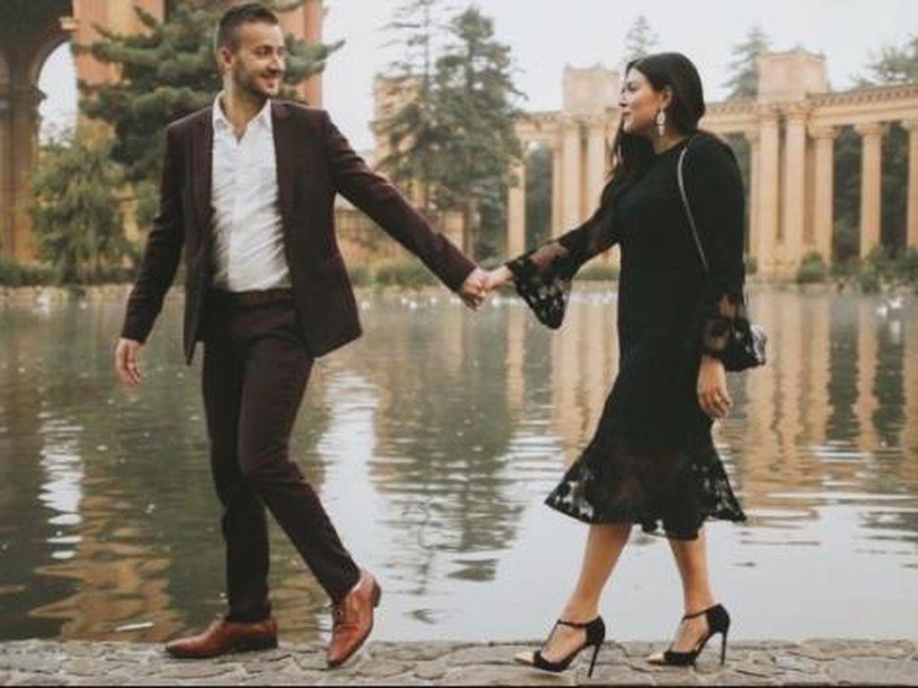 Kisah Dukungan Suami pada Istri yang Tubuhnya Terlalu Berisi