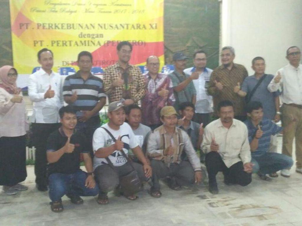 Pertamina Kucurkan Rp 110 M Bantu 3.400 Petani Tebu di Lumajang