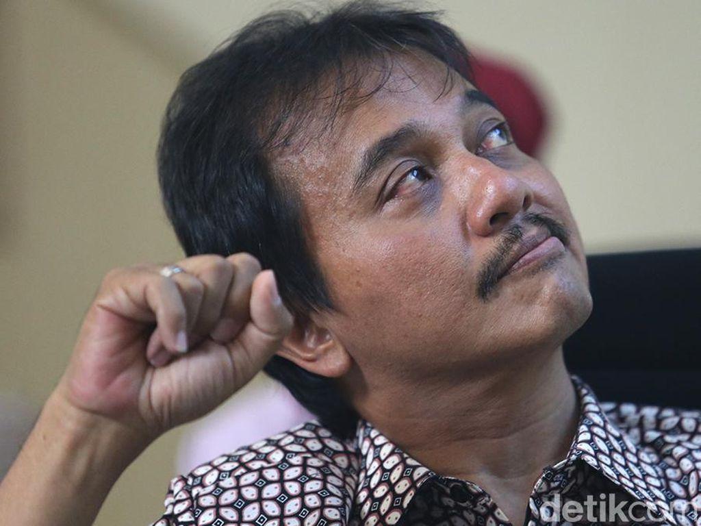 Roy Suryo Bikin Analisa Panci Istana, Netizen Ramai Beri Tanggapan