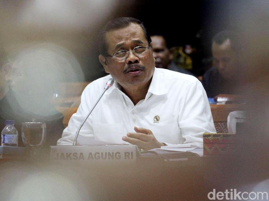 Jaksa Agung ke Buron Koruptor: Kalian Tidak akan Tidur Nyenyak!