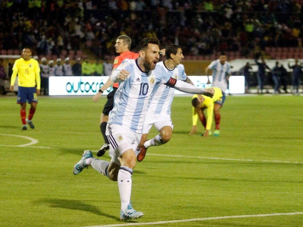 Sampaoli: Sepakbola Berutang Trofi Piala Dunia untuk Messi
