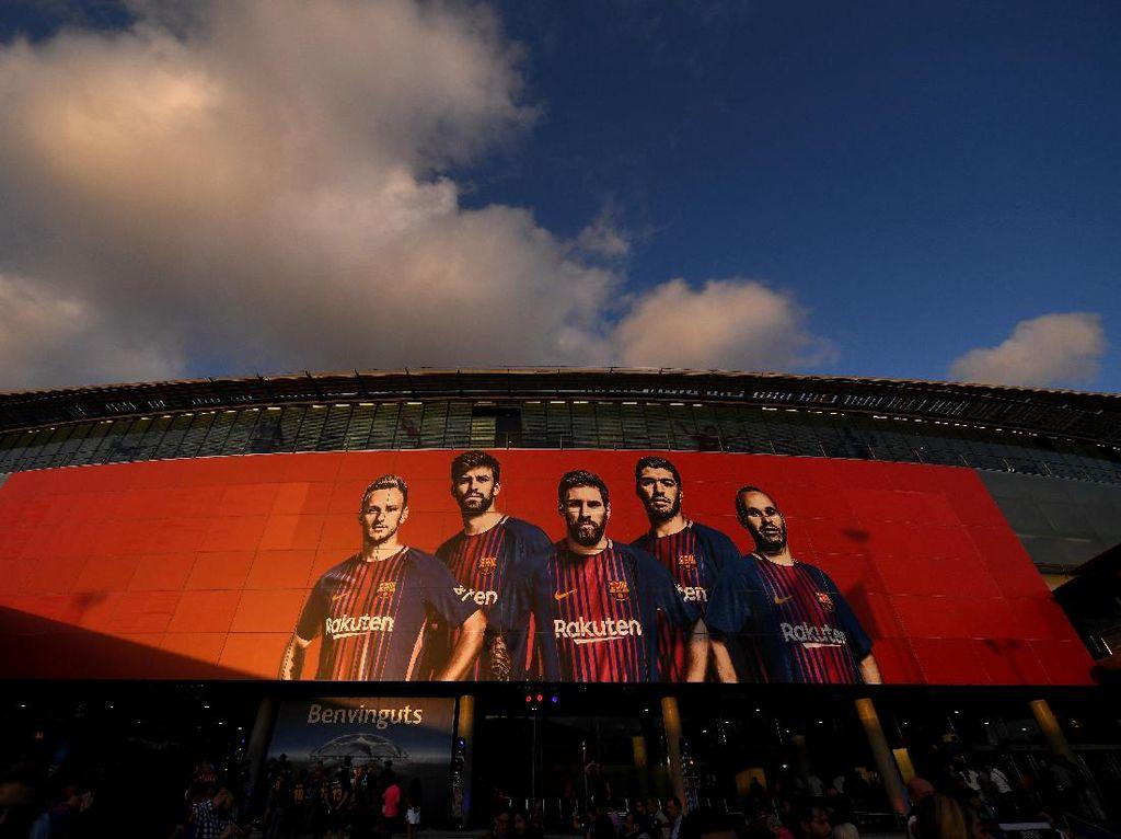 Duh! Barcelona Bakal Potong Gaji Pemain dan Karyawan