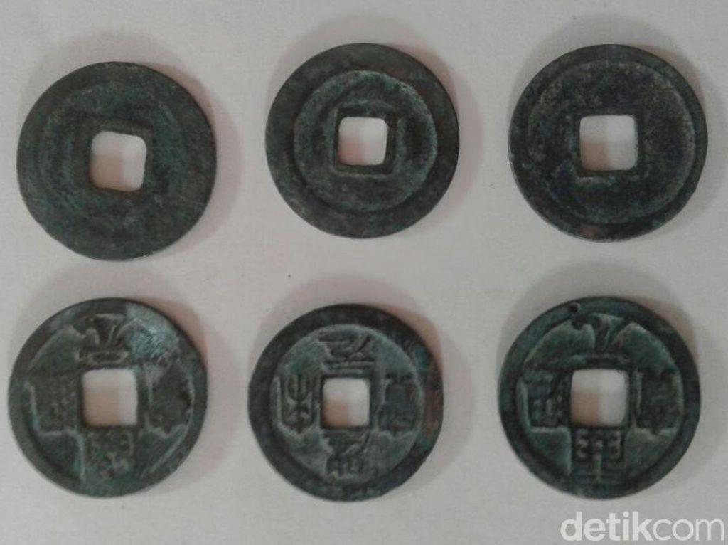 Ini Kata BPCB Trowulan Terkait Penemuan Koin Berhuruf China di Blitar