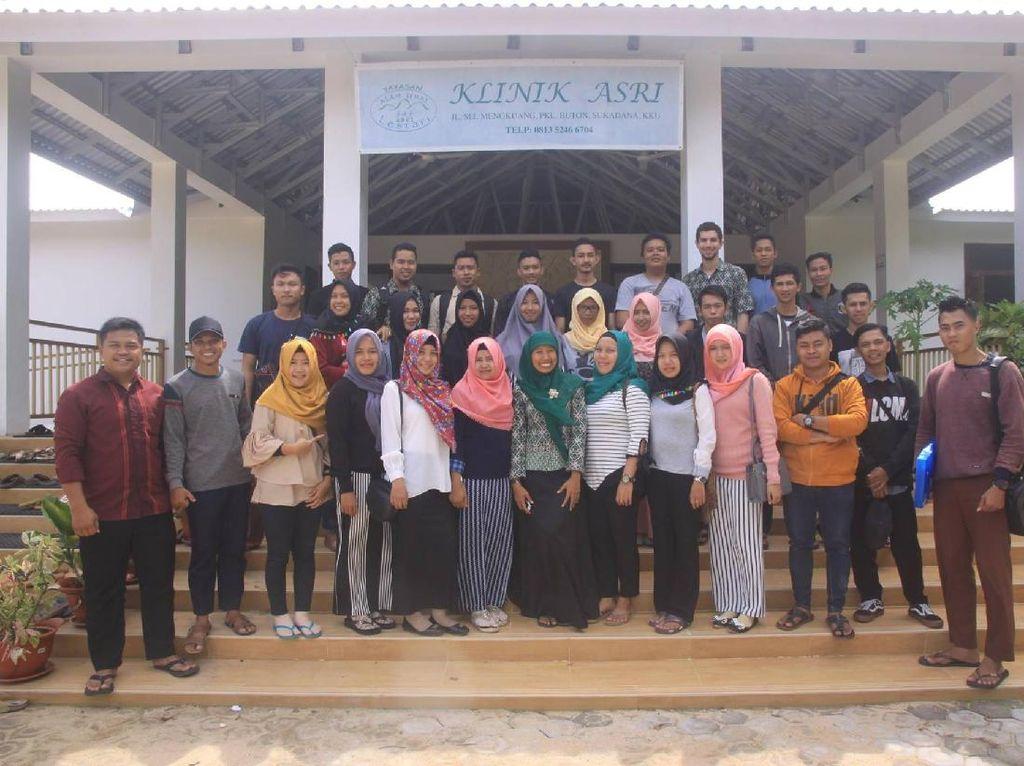 Potret Klinik ASRI: Menjaga Hutan Kalimantan dengan Stetoskop