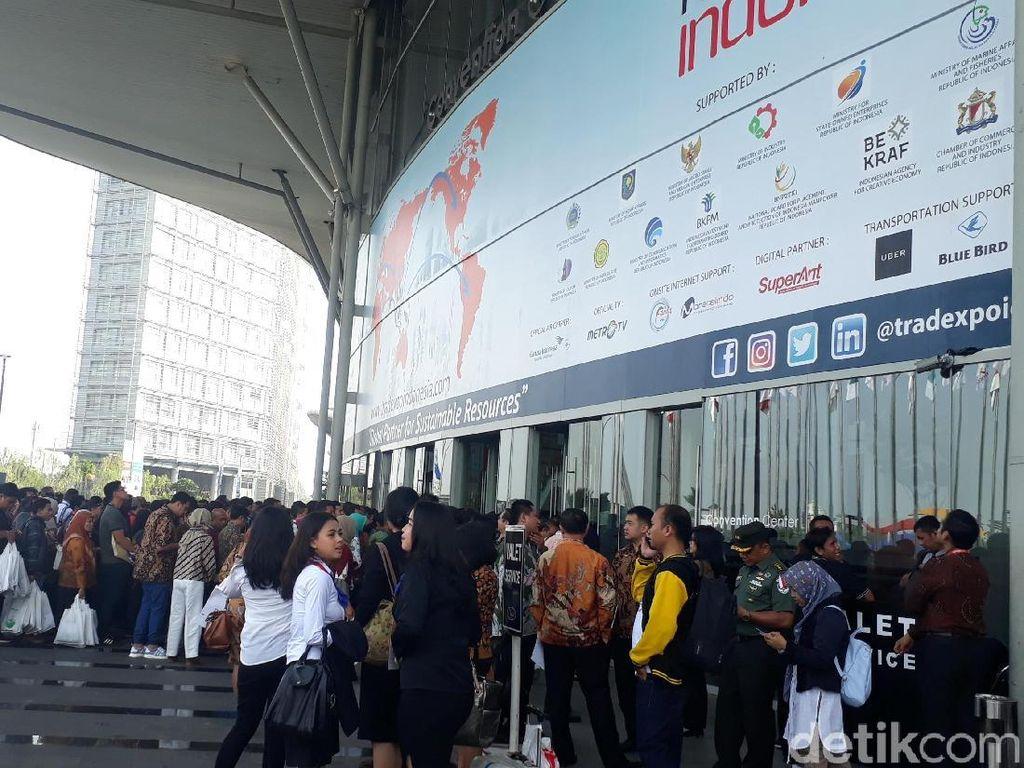 Wow! Transaksi Trade Expo Indonesia 2019 Capai Rp 153 T