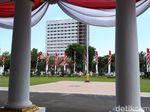 Serangkaian Acara dan Kirab Sambut Gubernur Baru Jawa Timur