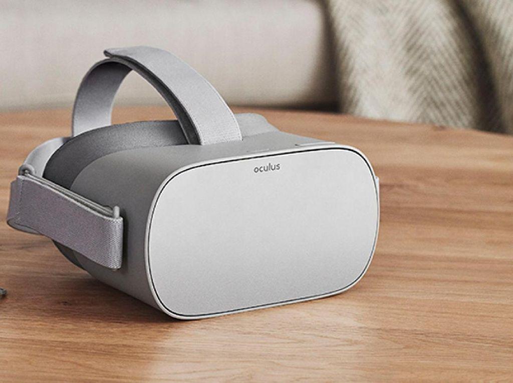 Facebook Tak Mau Lagi Jualan Oculus Murah