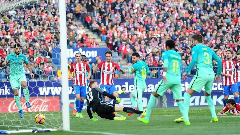Atletico Jadi Ujian Pertama Barcelona