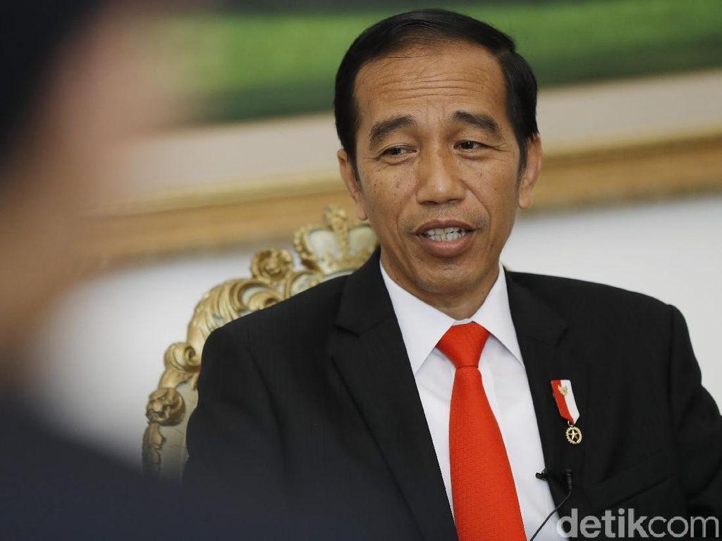 Timses Sebut Jokowi Juga bakal Gaji Korban PHK