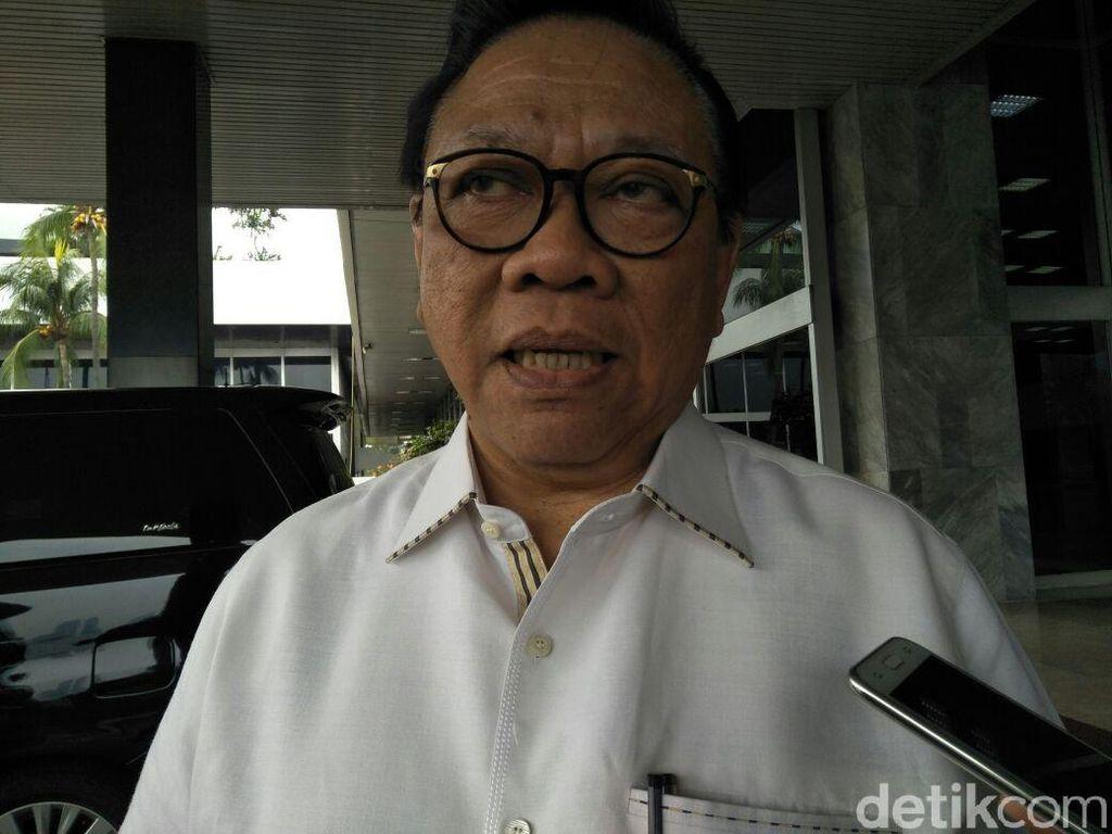 Agung Laksono: Tak Dipulangkannya ISIS Eks WNI Legakan Rakyat Indonesia