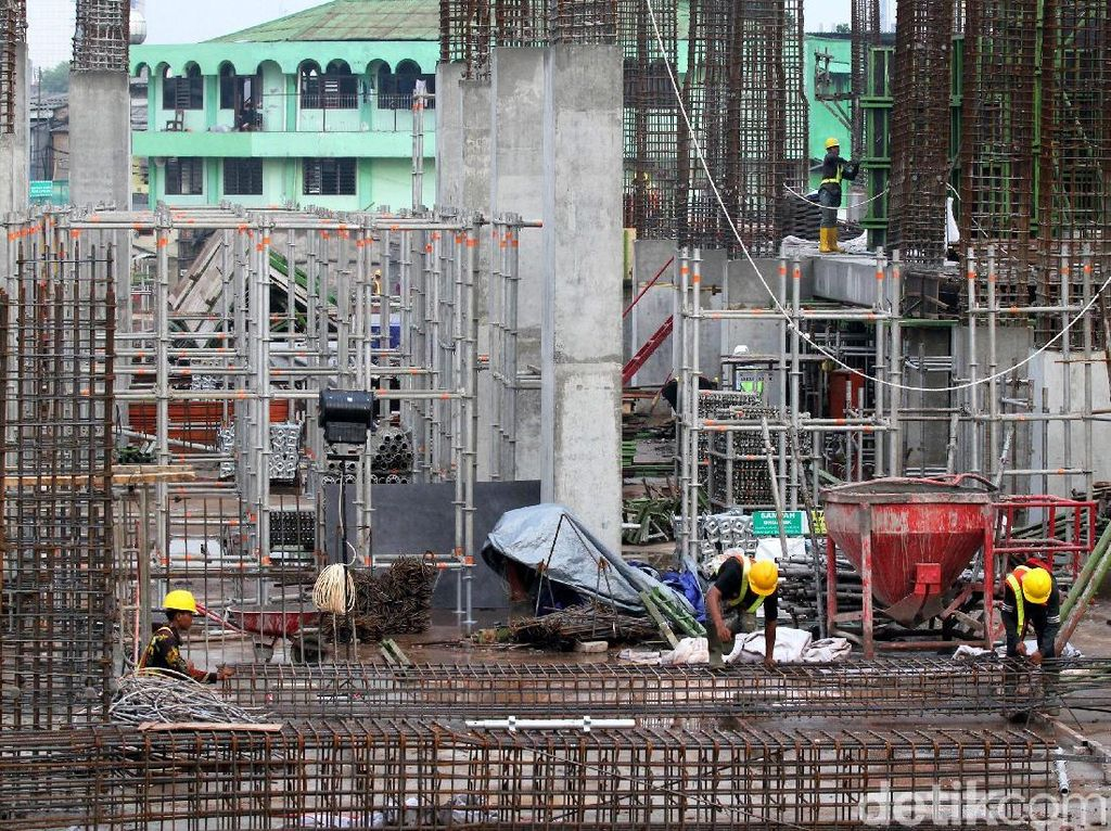 Bappenas Cari Pendanaan US$ 429 M di Inggris untuk Bangun Infrastruktur