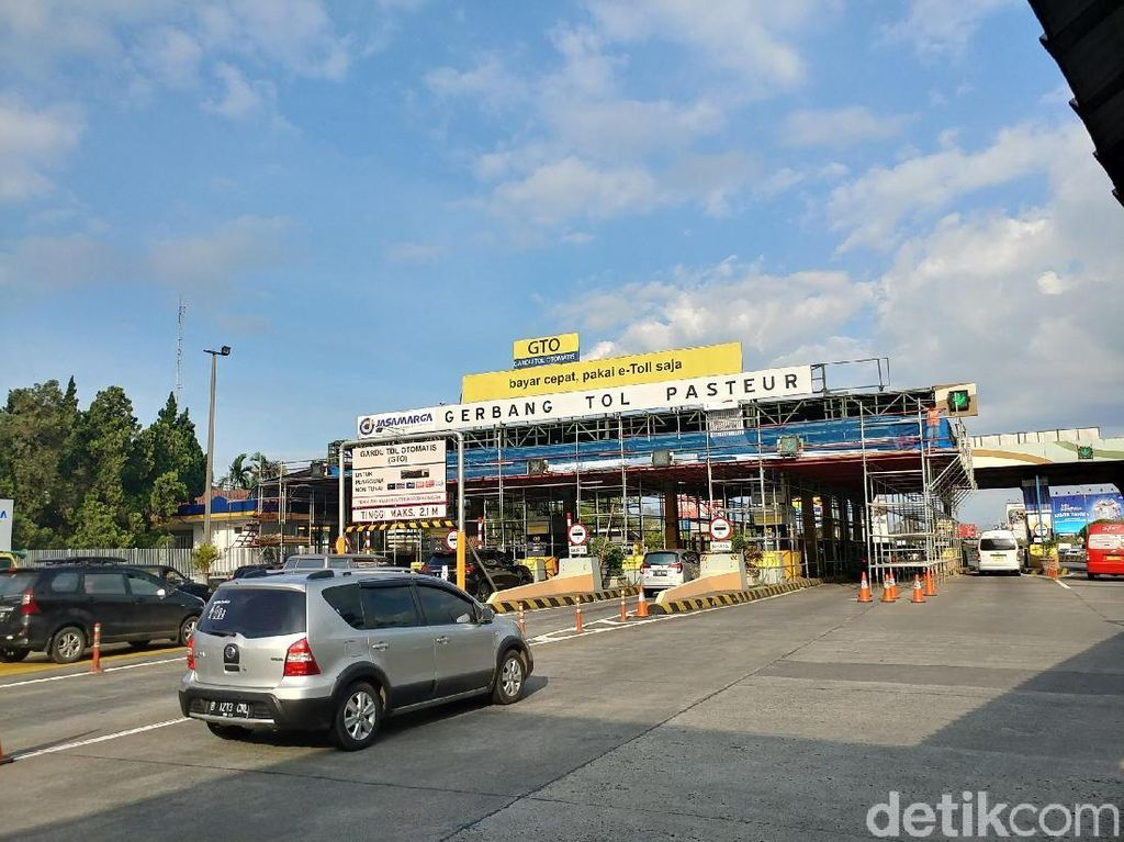 Jasa Marga akan Relokasi Pintu Tol Pasteur ke Simpang Susun Baros