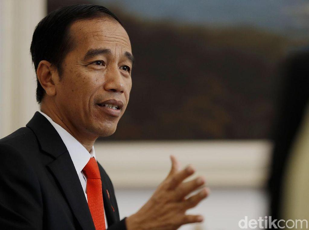 Dana Kelurahan Diperdebatkan, Jokowi: Ini Program Pro Rakyat