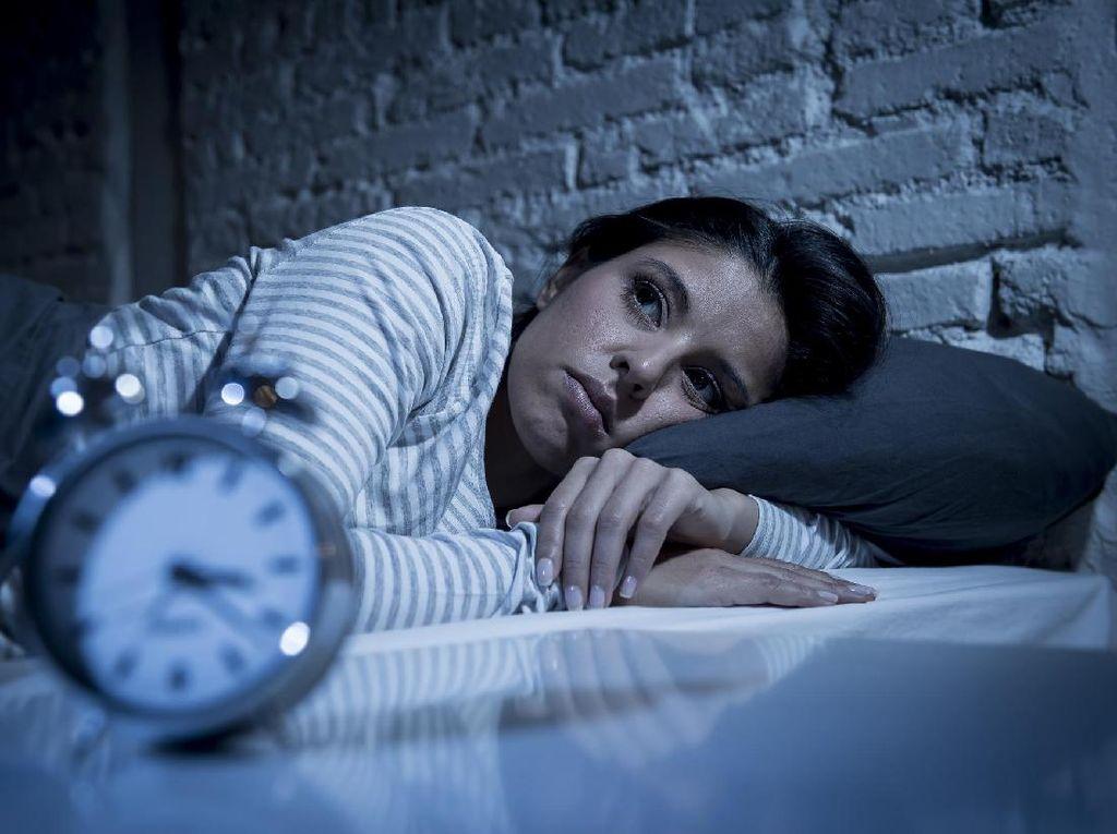 Belum Tentu Kopi, Ini Dia Berbagai Penyebab Insomnia
