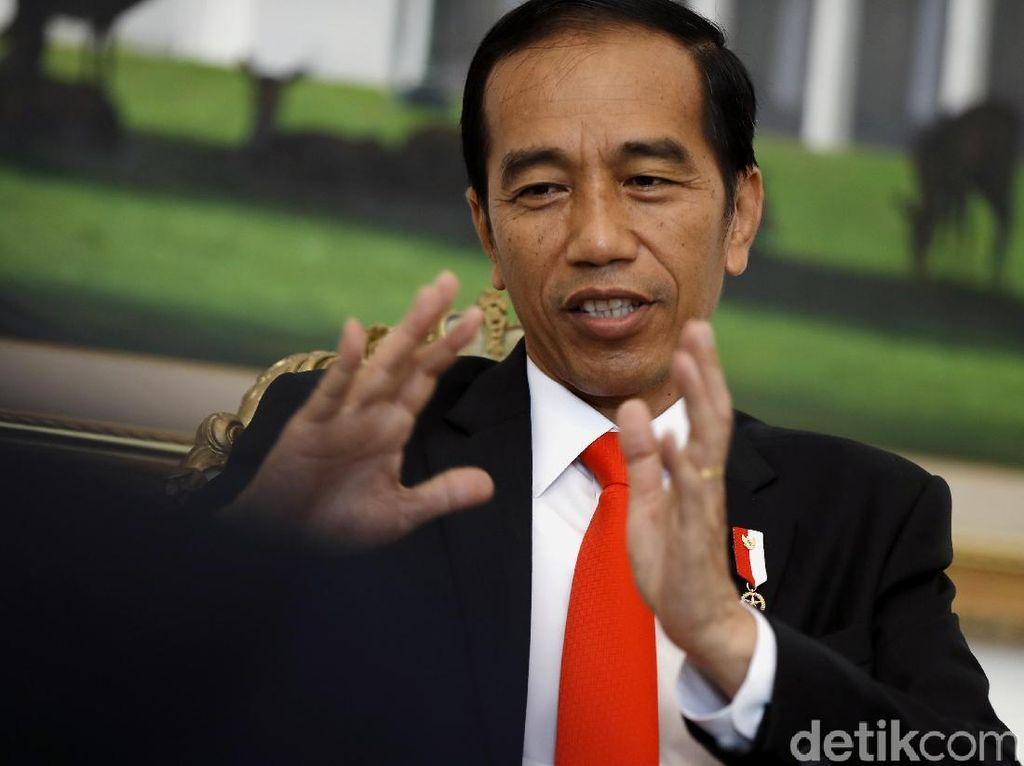 Trump Beri Warning Perang Dagang, Jokowi Susun Strategi