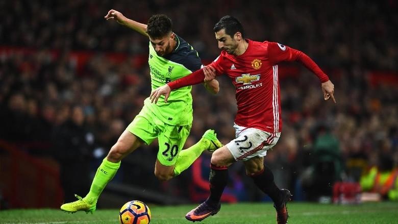 Data dan Fakta Jelang Duel Liverpool vs MU