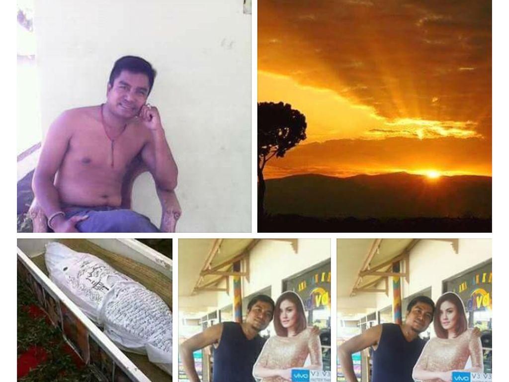 Akun Facebook Hilang, Polisi Masih Buru Pelaku Penyembah Matahari