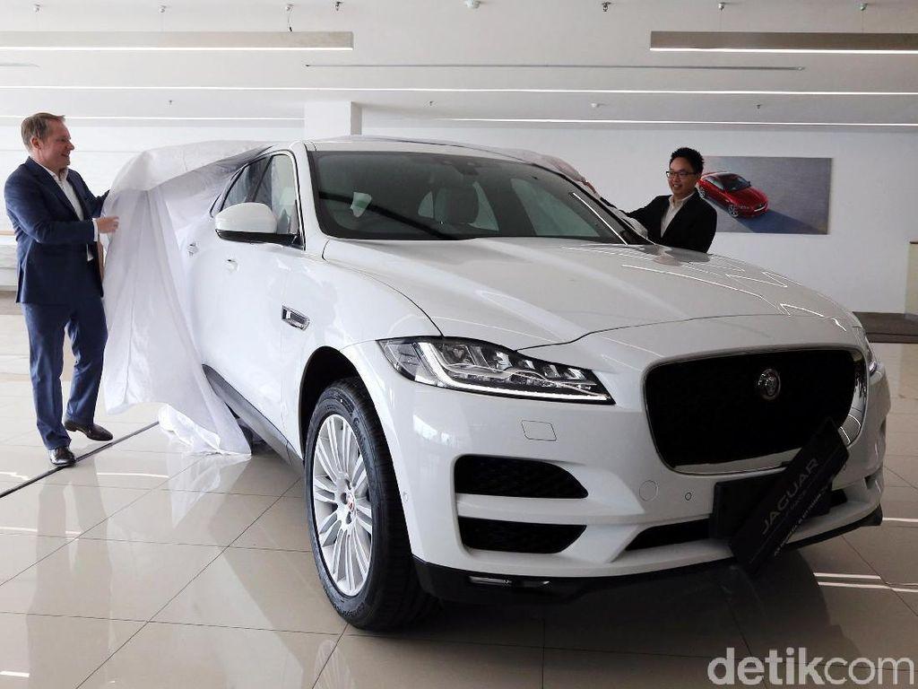 Dibanderol Rp 1,5 Milliar, Ini SUV Terbaik Jaguar