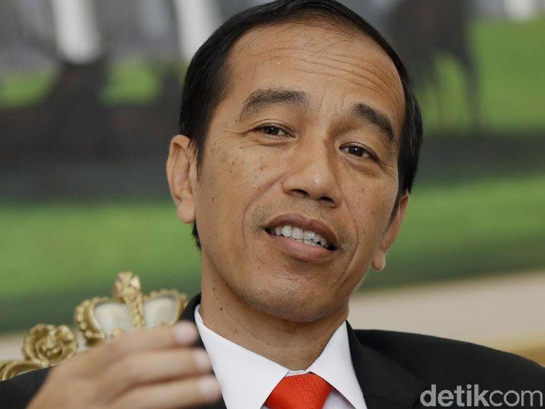 Jokowi: Saya Ikut Pilwalkot sampai Pilpres, Biasa Politik Menghangat