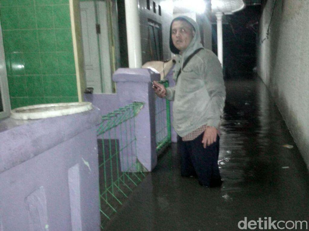 Ini Dampak Banjir di Cimahi dan Kabupaten Bandung
