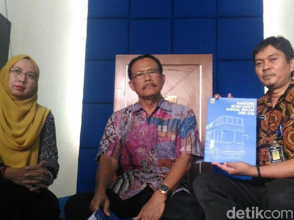 Kecelakaan di Bandung Banyak Terjadi Setiap Hari Rabu dan Jumat