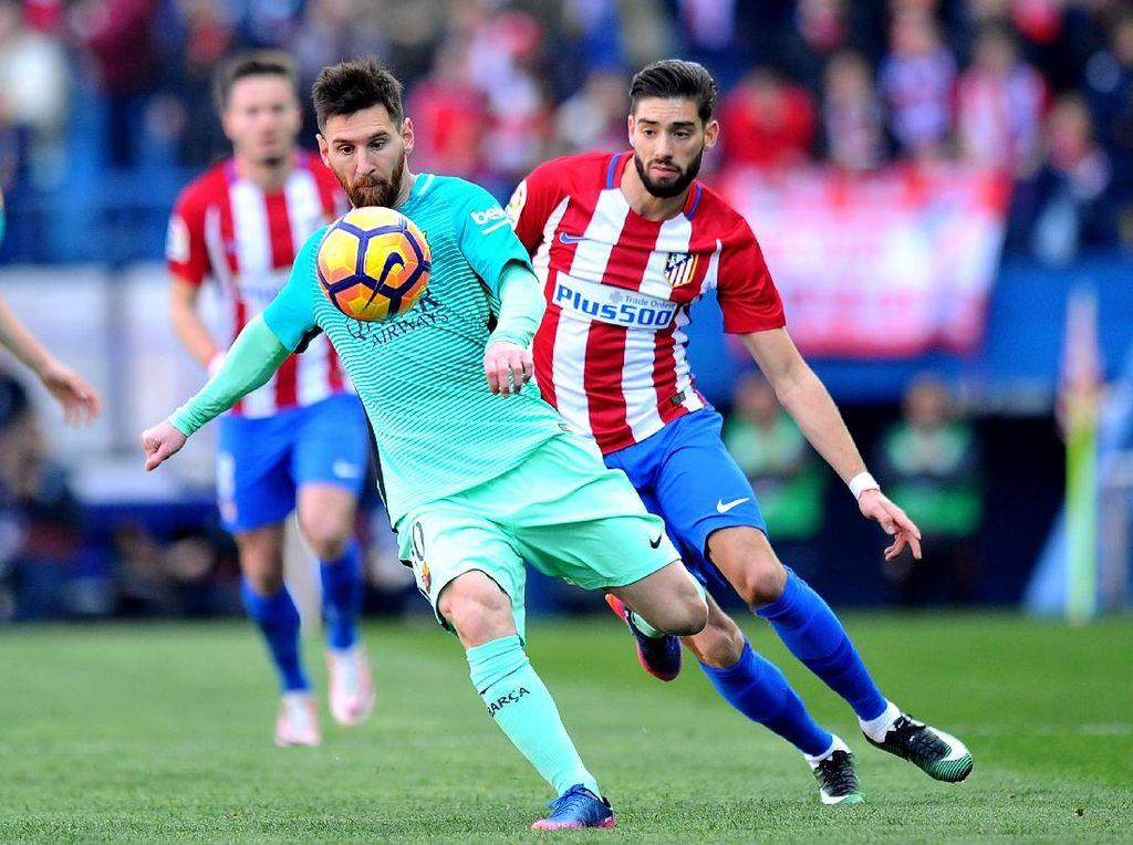 Laga Panas di Wanda Metropolitano, Atletico vs Barca