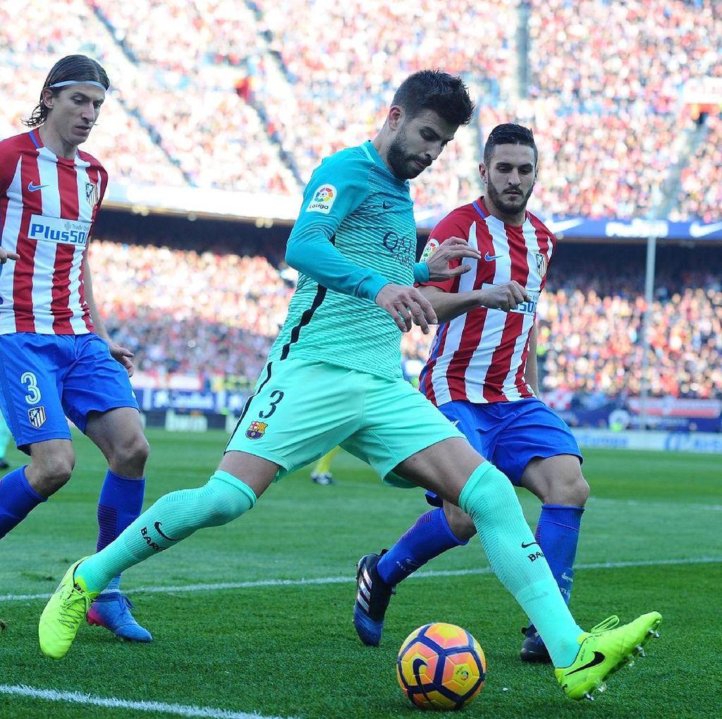 Head to Head Atletico vs Barcelona