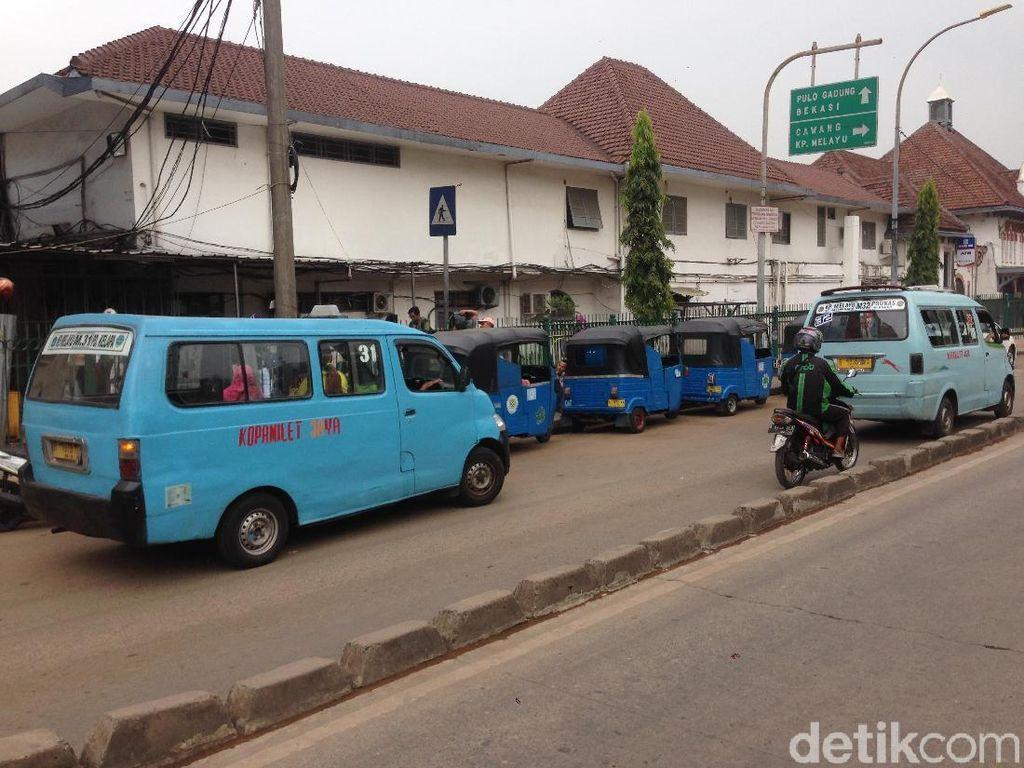 Depo Lokomotif Jatinegara Dibongkar, Diprotes Penggila Kereta Api