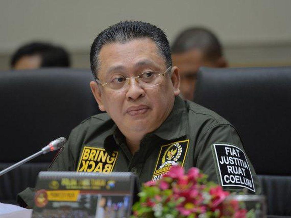 Profil Singkat Calon Ketua DPR: Bamsoet, AGK dan Aziz