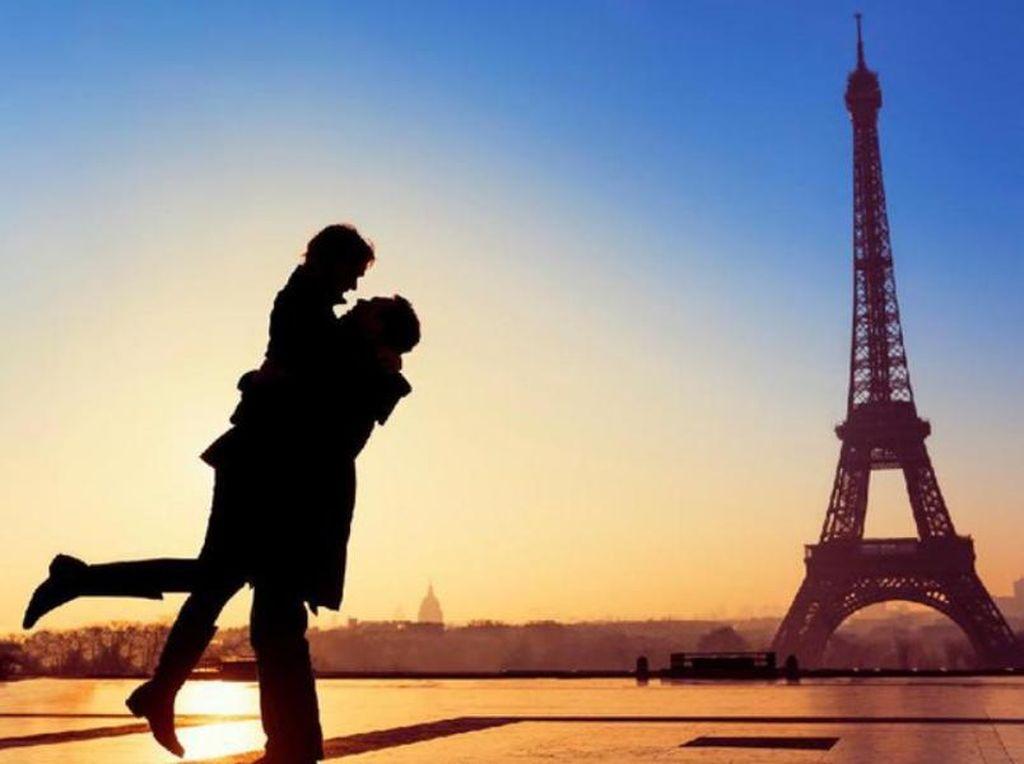 Kenapa Prancis Romantis?