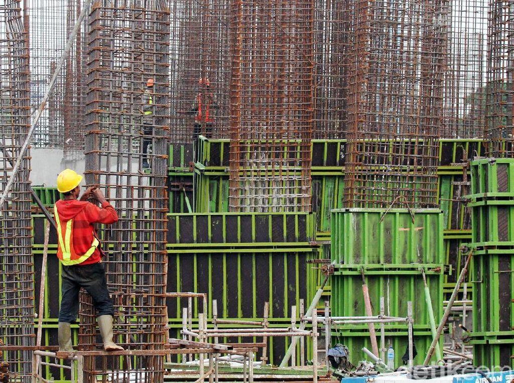 Utang Pemerintah Tembus Rp 4.000 T, Benarkah Demi Infrastruktur?
