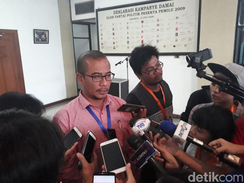 KPU: Dokumen Pendaftaran PDIP Belum Lengkap