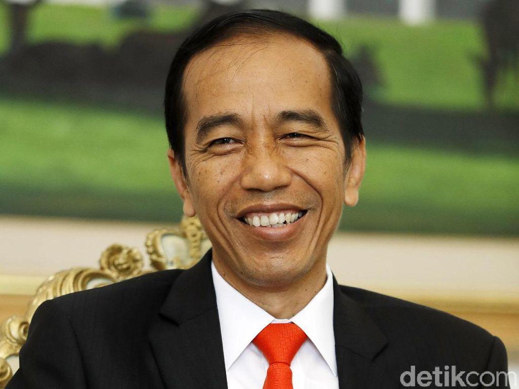 Cerita Jokowi Kerap Dengar Lagu Metallica Sebelum Kerja di Jakarta