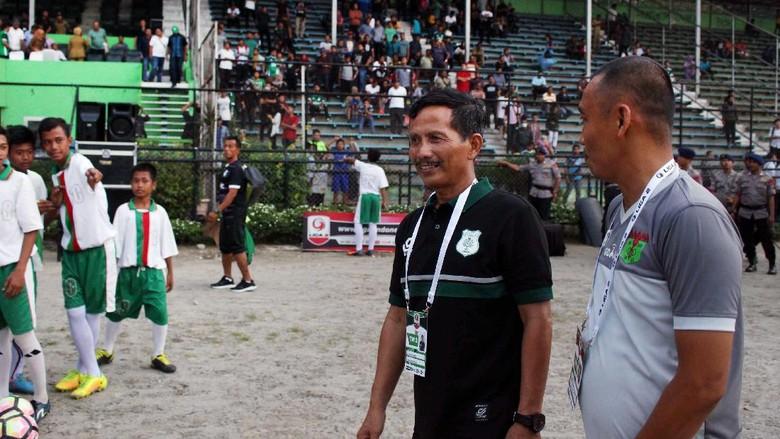 Lolos ke Delapan Besar, Djanur Optimistis Bawa PSMS Medan Promosi ke Liga 1